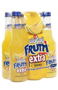 Uludağ Frutti Extra Kavunlu 250 ml x 6 Adet