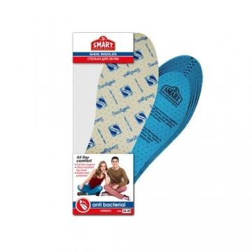 Smart Ayakkabı Tabanı Anti Bakteriyel Mavi