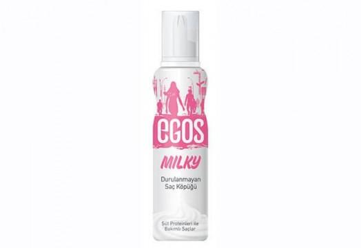 Egos Milky Durulanmayan Saç Köpüğü 125 ml