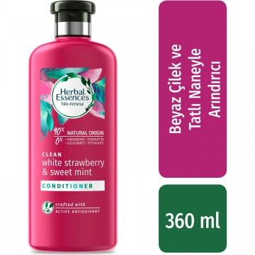Herbal Essences Saç Kremi White Strawberry 360 ml
