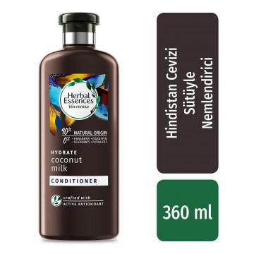Herbal Essences Saç Kremi Coconut Milk 360 ml