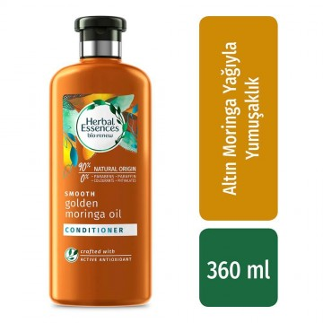 Herbal Essences Saç Kremi Golden Moringa 360 ml