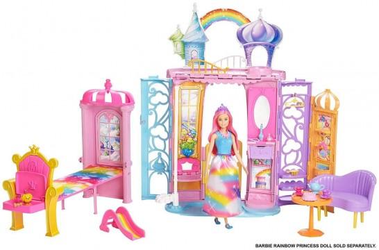 Barbie FTV98 Dreamtopia Hayaller Ülkesi Şatosu