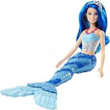 Barbie FJC89 Dreamtopia Deniz Kızı Bebekler