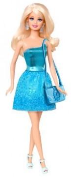 Barbie T7580 Pırıltılı Bebek
