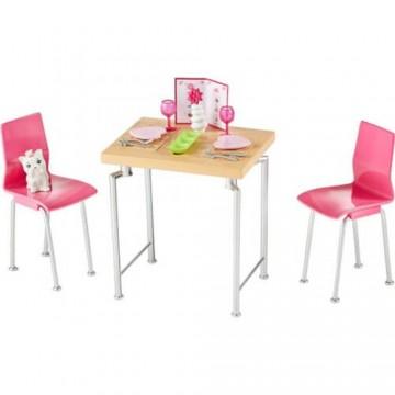 Barbie DVX44 Ev İçi Dekorasyon Oyun Seti