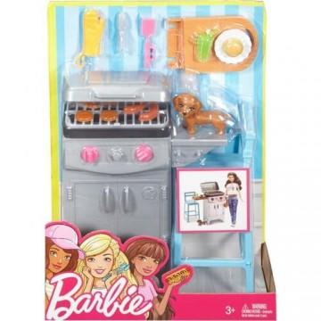 Barbie DXB69 Açıkhava Dekarasyon Oyun Seti
