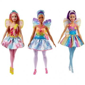 Barbie FJC84 Dreamtopia Peri Barbie Bebekler