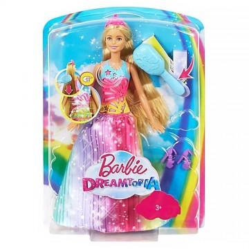 Barbie FRB12 Sihirli Saçlar Prensesi