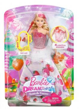Barbie DYX28 Dreamtopia Çilek Prensesi