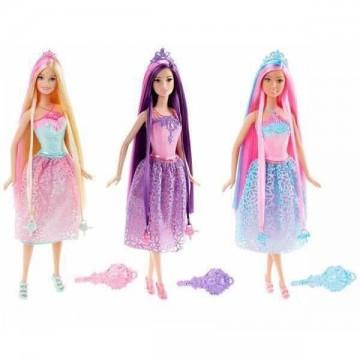 Barbie DKB56 Dreamtopia Uzun Saçlı Prensesler