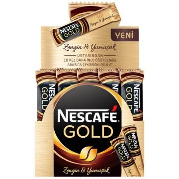 Nescafe Gold Tek İçimlik Kahve 2 gr x 50 Adet