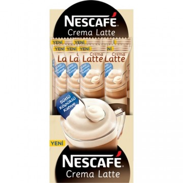 Nescafe Crema Latte 24 Adet