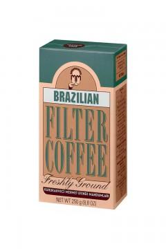 Kurukahveci Mehmet Efendi Brazilian Filtre Kahve 250 gr