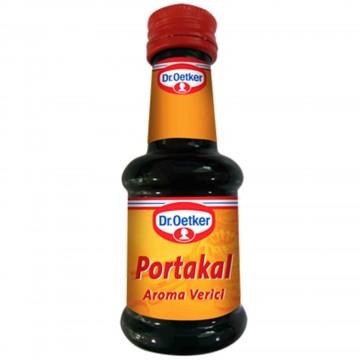 Dr.Oetker Sıvı Aroma Verici Portakal 38 ml
