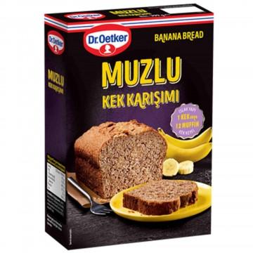 Dr.Oetker Banana Bread Muzlu Kek Karışımı 399 gr