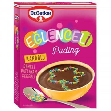 Dr.Oetker Eğlenceli Puding Kakaolu 67 gr