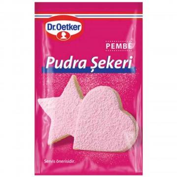 Dr.Oetker Pudra Şekeri Pembe 15 gr