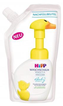 Hipp Babysanft Bebek El Yıkama Köpüğü Yedek Poşet 250 ml