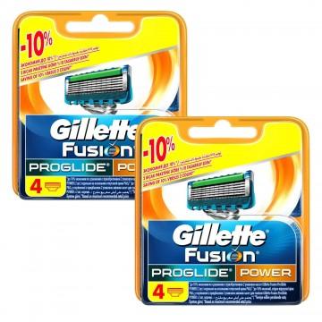 Gillette Fusion ProGlide Power Yedek Tıraş Bıçağı 4'lü x 2 Adet