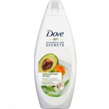 Dove Nourishing Secrets Avakado Yağı & Kalendula Özü Nemlendirici Duş Jeli 500 ml