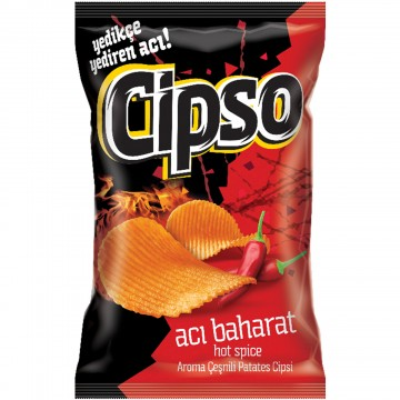Cipso Süper Boy Acı Baharat 103 gr