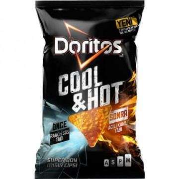Doritos Cool & Hot Süper Boy 118 gr
