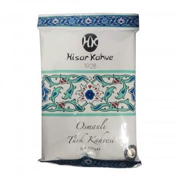 Hisar Osmanlı Türk Kahvesi 100 gr