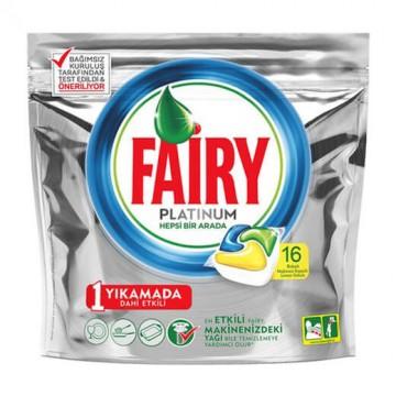 Fairy Platinum Kapsül 16 Adet