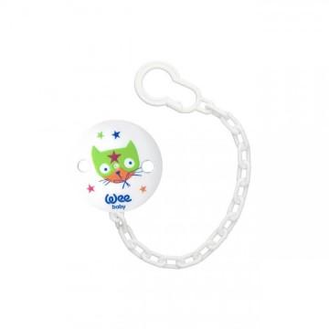 Wee 901 Desenli Emzik Askısı Kedi