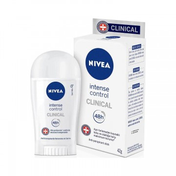 Nivea Intense Control Clinical Antiperspirant Stick 40 ml