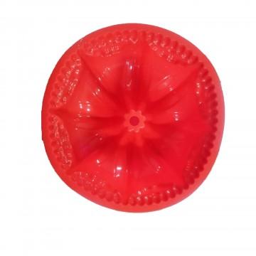 Penguen 1610 Silikon Kek Kalıbı Karanfil 24 cm Kırmızı