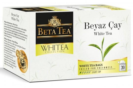 Beta Beyaz Çay 20x1.2 Gr