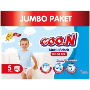 Goon Mutlu Bebek Külot Bez 5 Numara Junior 30 Adet