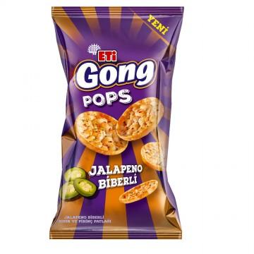 Eti Gong Pops Jalapeno 80 Gr