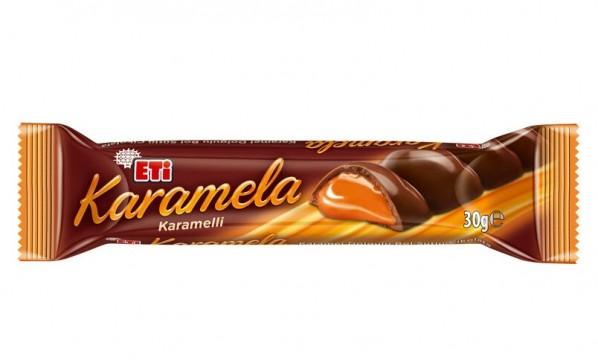 Eti Karamela Çikolata 30 Gr