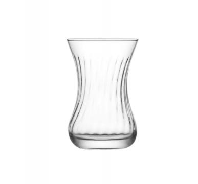 Güral Lav Demet DMT303 Çay Bardağı Optikli 6 Adet