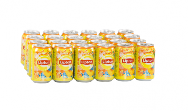 Lipton Ice Tea Şeftali 330 ml x 24 Adet