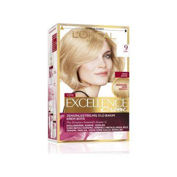 Loreal Paris Excellence Creme Saç Boyası 9 Sarı