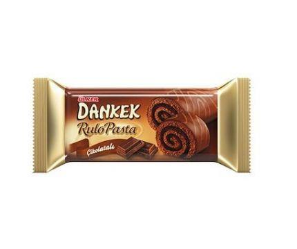 Ülker Dankek Rulo Pasta Çikolatalı 235 Gr