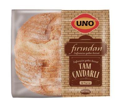 Uno Fırından Tam Çavdar Ekmek 450 Gr