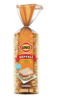 Uno Kepekli Tost Ekmeği 470 Gr