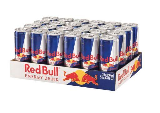 Red Bull 250 ML x 24 Adet - 1 Koli