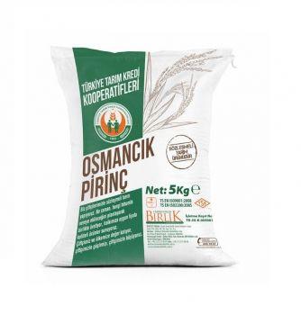 Tarım Kredi Birlik Osmancık Pirinç 5 Kg