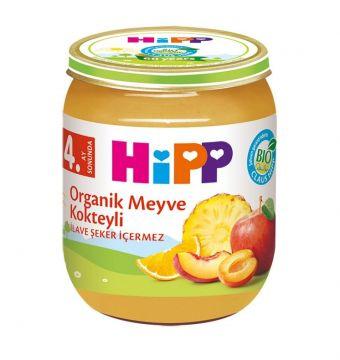 Hipp Organik Meyve Kokteyli 125 Gr x 6 Adet