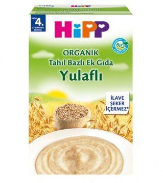 Hipp Organik Yulaflı Tahıl Bazlı Ek Gıda 200 Gr