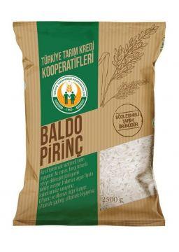 Tarım Kredi Kooperatif Birlik Baldo Pirinç 2,5 Kg