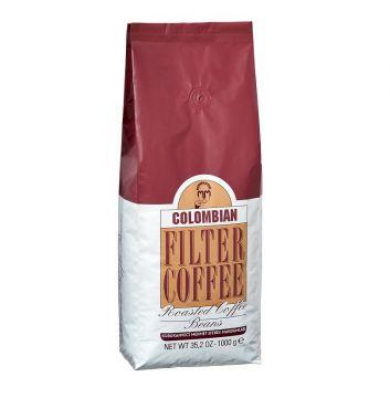 Mehmet Efendi Colombian Filtre Kahve 1000 Gr Çekirdek Kahve