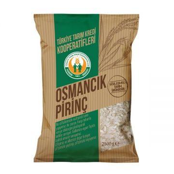 Tarım Kredi Koop Birlik Osmancık Pirinç 2.5 Kg