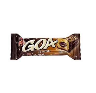 Eti Popkek Goa Çikolata Kaplamalı Kek 56 Gr x 18 Adet